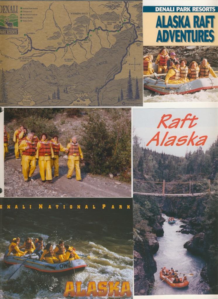 Alaska Raft