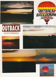 Ballooning Outback