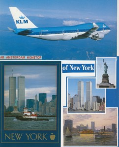 KLM New York