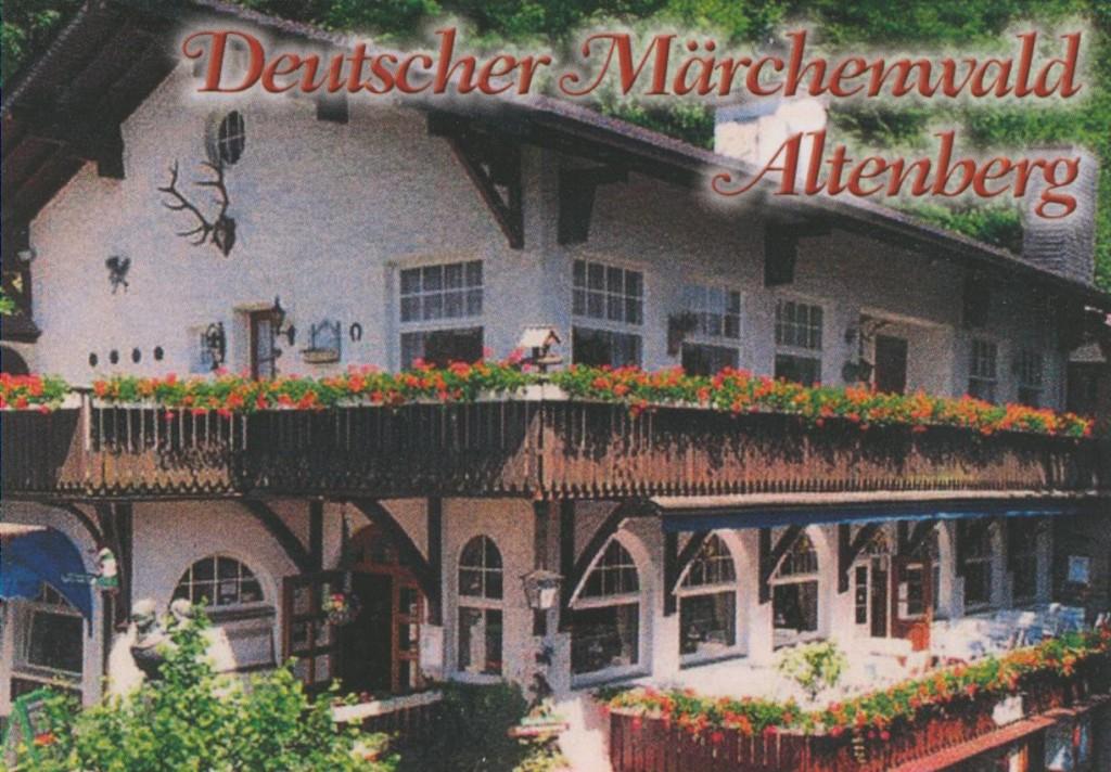 Märchenwald Eingang