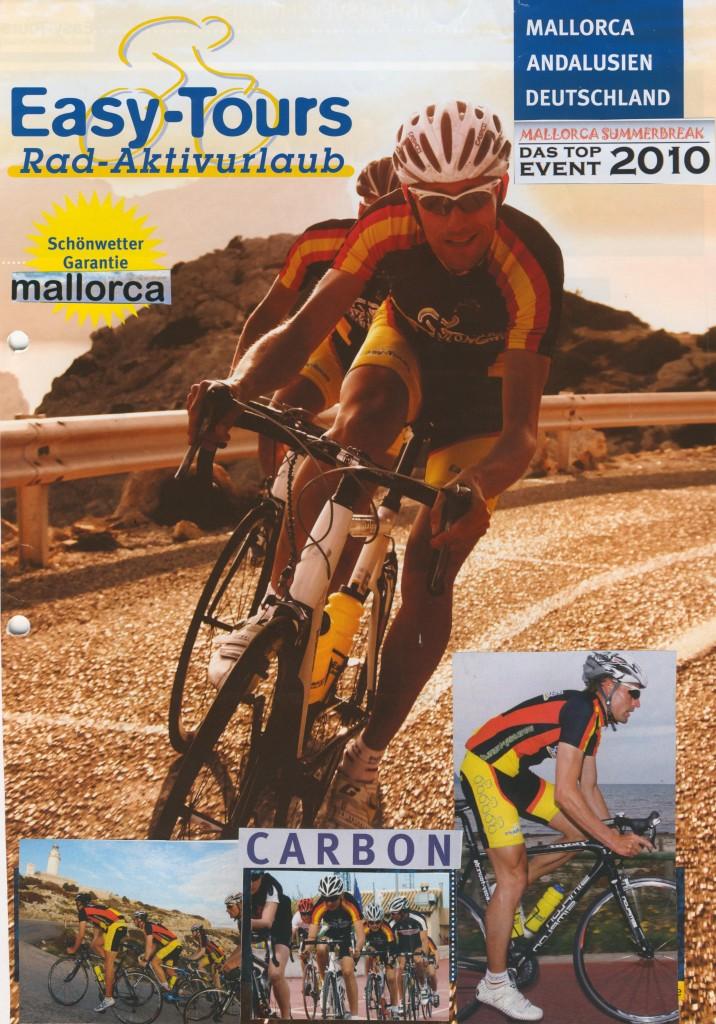 Radaktivurlaub Mallorca