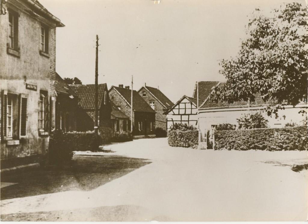 Unser Haus in Bürrig